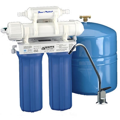 Premier 4-Stage Reverse Osmosis