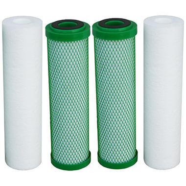 Green Block Annual Replacement Filter Pack