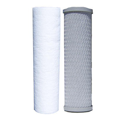 Lead, Cyst and Chemical Replacement Filter Pack