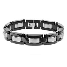 Men's Bracelet in Stainless Steel