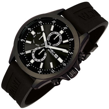 Invicta Specialty Sport Men's Watch - Black Dial with Black Face