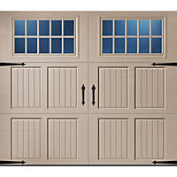 Amarr Classica 2000 Sandtone Carriage House Garage Door - Multiple Options Available
