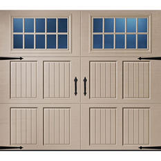 Amarr Classica 2000 Sandtone Carraige House Garage Door - Multiple Options Available