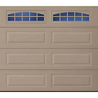 Amarr Stratford 1000 Series Sandtone Panel Garage Door - Multiple Options Available