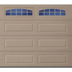 Amarr Stratford 1000 Series Sandtone Panel Garage Door - Multiple Options Available