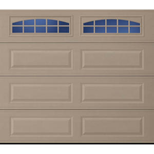 Amarr Stratford 3000 Sandtone Panel Garage Door - Multiple Options Available