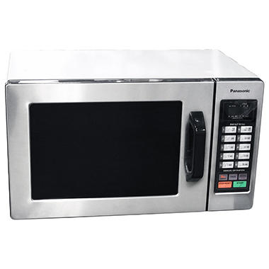 Panasonic Microwave Oven With Programmable Timer - 1,000 Watt