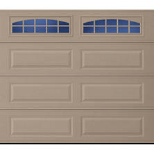 Amarr Stratford 2000 Sandtone Panel Garage Door - Multiple Options Available