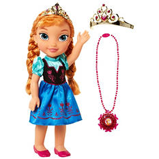 My First Disney Toddler Princess Doll - Anna