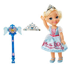 My First Disney Toddler Doll - Cinderella