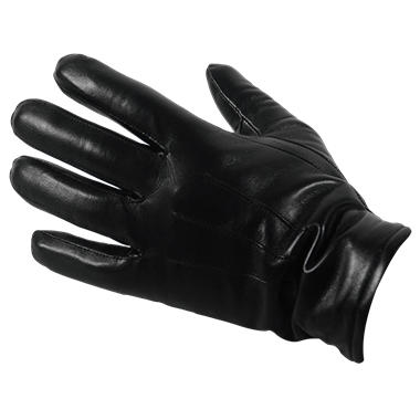Men's Premium Lambskin Leather Gloves - Black