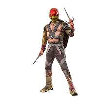 Teenage Mutant Ninja Turtle Raphael Movie 2 Halloween Costume Medium