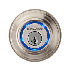 Kwikset Kevo Bluetooth Enabled Deadbolt w/ Additional Kevo Key Fob