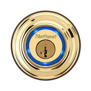 Kwikset Kevo Bluetooth Enabled Deadbolt w/ Additional Kevo Key Fob