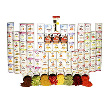 Augason Farms Emergency Food Storage Kit (1 yr., 1 person)