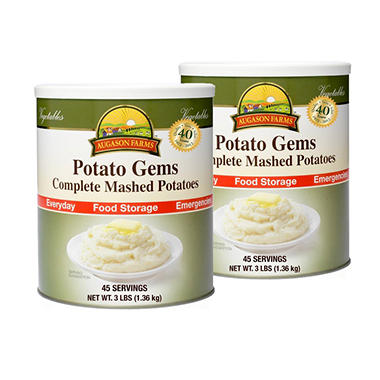 Augason Farms Potato Gems - 2 Pk.