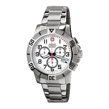 Wenger Swiss Military Sport 3 Chronograph