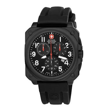 Wenger Swiss Military Aerograph Cockpit Chronograph Gift Set