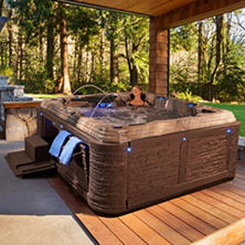 Everlast Spas™  Grand Estate 90-Jet Spa