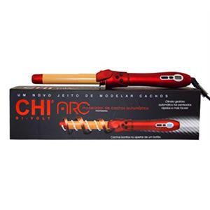 "CHI ARC Automatic Rotating Curler, 1 1/4"" Barrel & 2.6 oz. Hairspray"