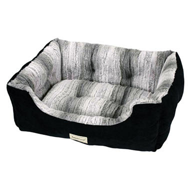DreamersDelight Pet Bed - Navy