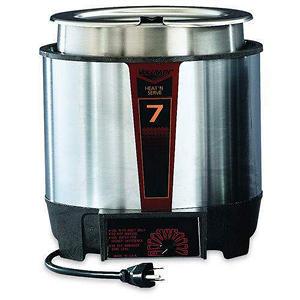 Vollrath Heat 'n' Serve Merchandiser - 7 qt.
