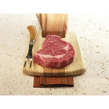 Kobe Beef of Texas Ribeye - 14 oz. - 6 pk.