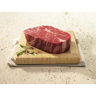 Kobe Beef of Texas Chuck Eye - 6 oz. - 6 pk.