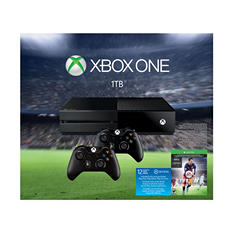 Xbox One 1TB FIFA 16 Bundle with Extra Controller