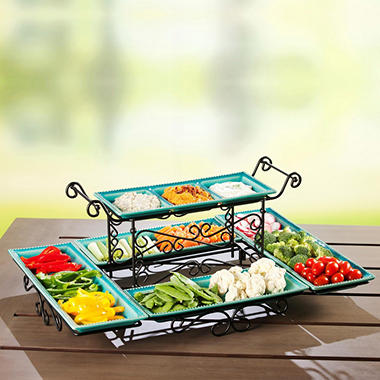 Gourmet Buffet Server - Various Colors