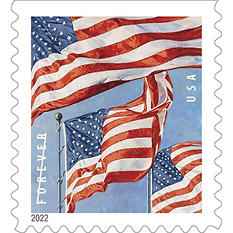 USPS - FOREVER® First Class Postage Stamps -  - 100 Stamps