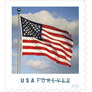 USPS FOREVER® STAMPS, The Star Spangled Banner, 20ct.