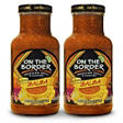 On The Border® Medium Salsa Jars - 47 oz. - 2 pack