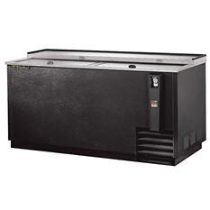 """True TD65-24 Deep Well Bottle Box Cooler - 65"""""""
