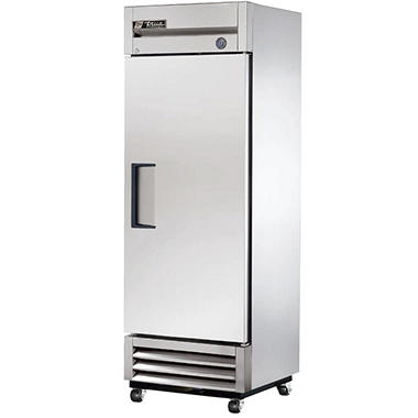 True 1-Door Reach-In Freezer - 19 cu. ft.