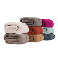 Member's Mark Oversized Cozy Throw (Assorted Colors)