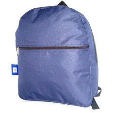 """HV 17"""" Backpacks - Navy - 50 ct."""