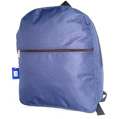 "HV 16"" Backpacks - Navy - 50 ct."