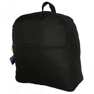 "HV 16"" Backpacks - Black - 50 ct."
