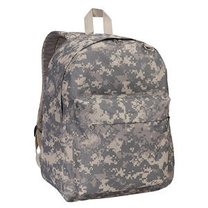 "Everest 16.5"" Backpacks - Digital Camo - 30 ct."