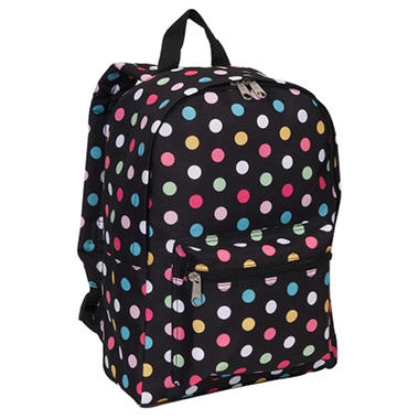 "Everest 15"" Backpacks - Polka Dot - 30 ct."
