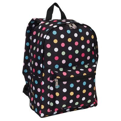 """Everest 15"""" Backpacks - Polka Dot - 30 ct."""