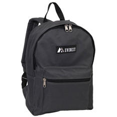 "Everest 15"" Backpacks - Charcoal - 30 ct."