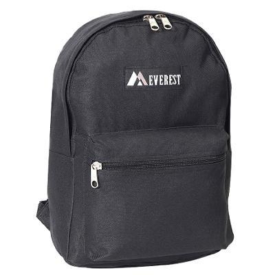 "Everest 15"" Backpacks - Black - 30 ct."