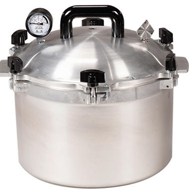 All American� Pressure Canner/Cooker Model 915