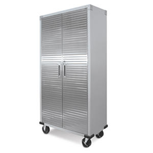 Seville Classics Full Door UltraHD Storage Cabinet