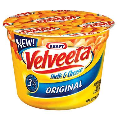 Velveeta Shells and Cheese - 2.39 oz. Box - 10 ct.