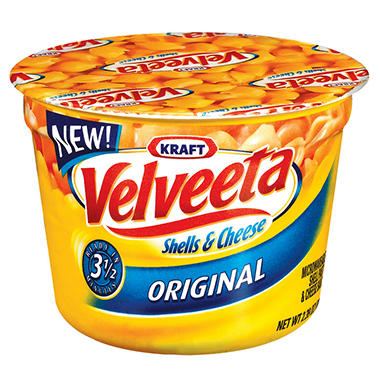 Velveeta Shells and Cheese - 2.39 oz. Box - 10 ct.