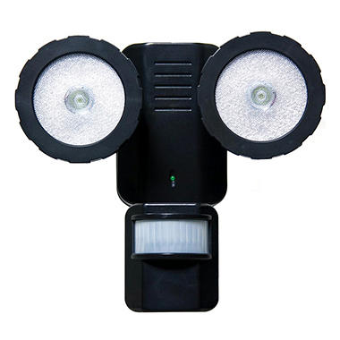 Solar LED Motion Activated Light