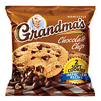 Grandma's Chocolate Chip Cookie - 2 cookies per pk. - 60 ct.